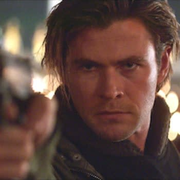 Chris Hemsworth Is What You'll Get When You Call Ghostbusters