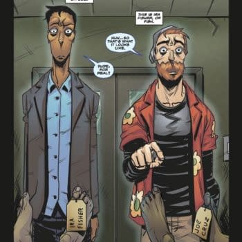 Sneak Peek: Paybacks And Archer & Armstrong's Eliot Rahal Teases Creator-Owned Project Dead Guys