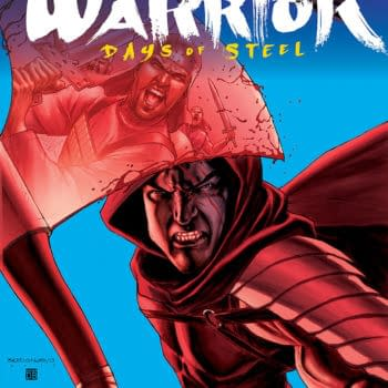 Eternal Warrior: Days Of Steel Concludes This Week From Valiant