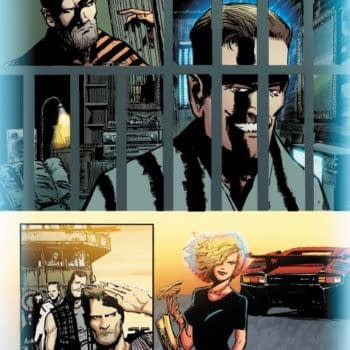 Process Art From The Last Issue Of Ex-Con By Swierczynski And Burns