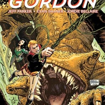 Free On Bleeding Cool – Flash Gordon #1 By Jeff Parker And Evan Shaner