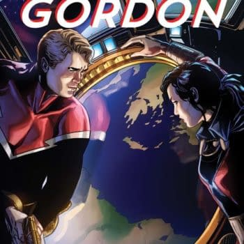 A Look Inside The Final Issue Of Jeff Parker And Evan Shaner's Flash Gordon