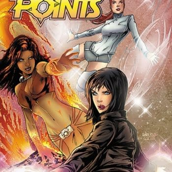 Scott Lobdell's The Four Points Launches From Aspen In April
