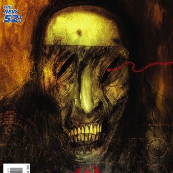 Preview Of Gotham By Midnight #3 By Fawkes And Templesmith