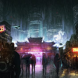 Shadowrun Returns To Kickstarter With New Title: Hong Kong