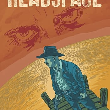 IDW To Publish Headspace From Ryan K Lindsay And Eric Zawadski