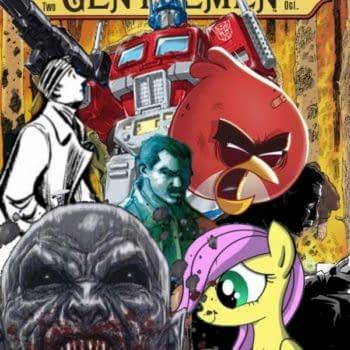 Comics Folk Respond To… IDW Buying Top Shelf