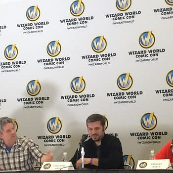 Buffy's Belated Birthday Bonanza At Wizard World Portland – With Christos Gage, Rebekah Isaacs, And Scott Allie