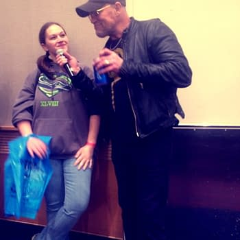 Michael Rooker Vs. The Audience At Wizard World Portland