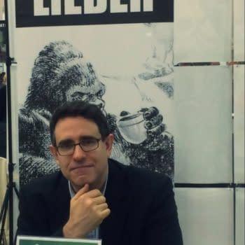 Steve Lieber Raises Thousands For Hero Initiative At Wizard World Portland