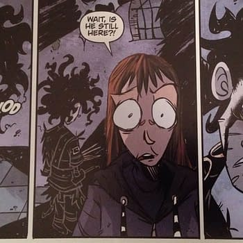 Two Worlds Collide In Edward Scissorhands #3 – And Has Tim Burton Read This Yet?