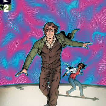 Early First Look At Ivar, Timewalker #2 From Valiant