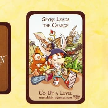 That Munchkin #1 Card That Everyone Will Be Fighting Over