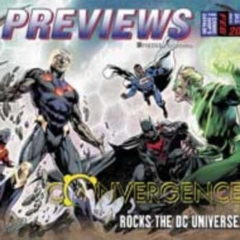 Convergence, Rebels, Archie Vs. Predator And Ultron Forever On Previews February Covers…