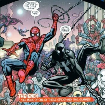 Is This A Sign Of Amazing Spider-Man: Renew Your Vows?