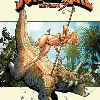 Frank Cho Returns With Jungle Girl Season 3