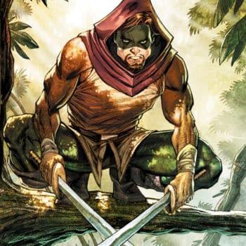 """""""I'm Not Tarzan Because I Use A Gun"""" – Paul Tobin Talks King: Jungle Jim #1"""