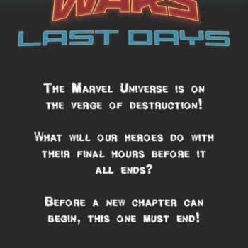 """A New Marvel Universe"" – Marvel's Big Plans For Before, During And After Secret Wars Teased…"