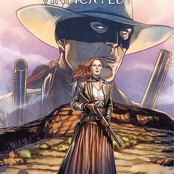 Del Col And McCreery Talks With Justin Gray About The Lone Ranger: Vindicated
