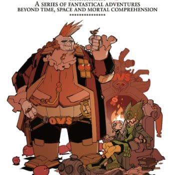 Kieron Gillen And David LaFuente's The Ludocrats, Announced At Image Expo
