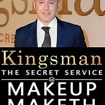 And Finally… Mark Millar At The Kingsman Premiere