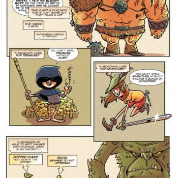 Is Boom! Box's Munchkin Comic Just For Gamers?