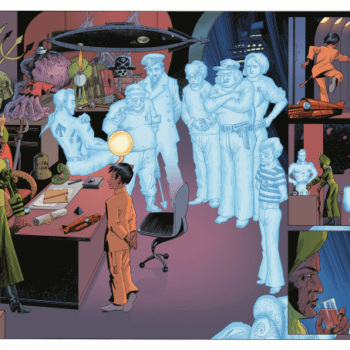 Your First Look At League Of Extraordinary Gentlemen: Nemo – River Of Ghosts