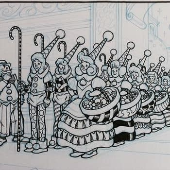 Behind The Scenes Of Little Nemo: Return To Slumberland WIth Gabriel Rodriguez