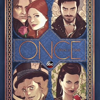 Marvel To Release Second Graphic Novel For Once Upon A Time: Out of the Past
