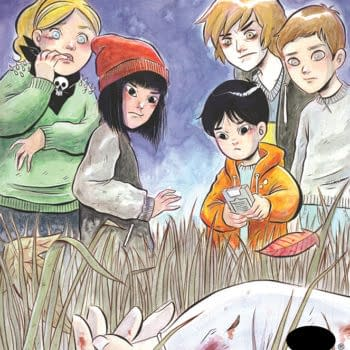 Image's Plutona – Kids Find Trouble In The Forest But This Is Definitely Not A Children's Book
