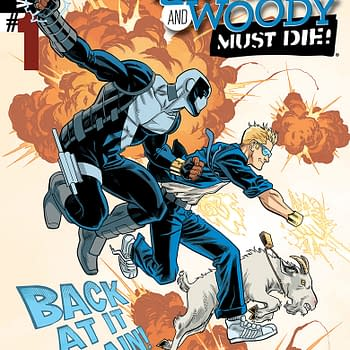 Valiant Previews For Quantum And Woody Must Die X-O Manowar And Unity