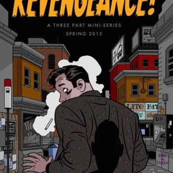 Darwyn Cooke's Revengeance, Announced At Image Expo