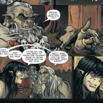 The Heartfelt And Emotional Appeal Of The Rat Queens Special: Braga #1