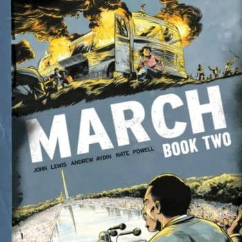 Rep. John Lewis To Appear On MSNBC's Morning Joe To Talk March Vol 2