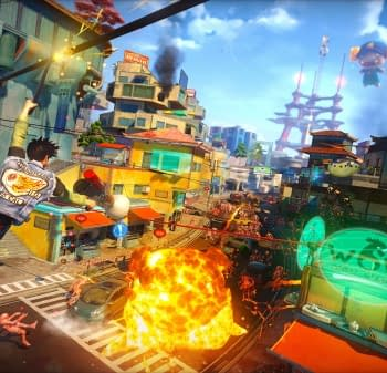 Sunset Overdrive Gets Higher Gamerscore And Significant Price Cut In Sale