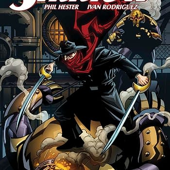 Like An Good Nerd My Age I Like The Shadow &#8211 Phil Hester Talks The Shadow Special 2014