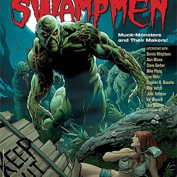 10 Years In The Making Swampmen: Muck-Monsters And Their Makers