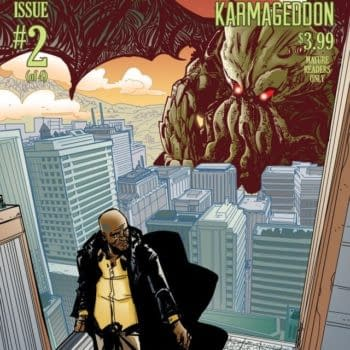 Cthulhu Happens In Tales Of Mr. Rhee #2 From Devil's Due – Read It Here