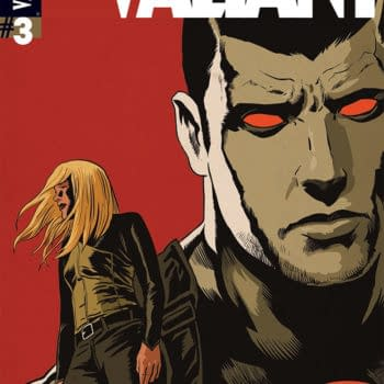First Look At The Valiant #3 By Lemire, Kindt And Rivera