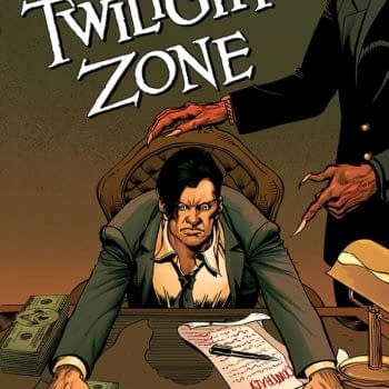 Free On Bleeding Cool – A Short Story From The Twilight Zone Annual 2014