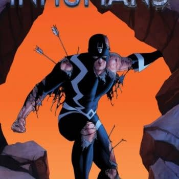 Charles Soule And Steve McNiven Launch The Uncanny Inhumans