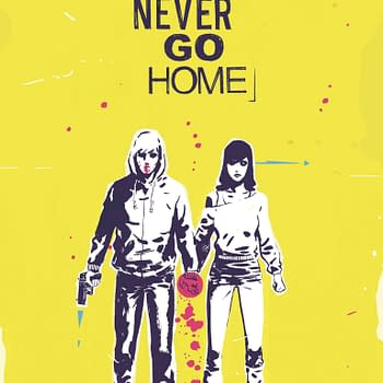 'Crushes, Mixtapes, Strange Abilities, Dead Drug Dealers, Their Money & Life On The Run' – Preview 9 Pages Of We Can Never Go Home From Black Mask Studios