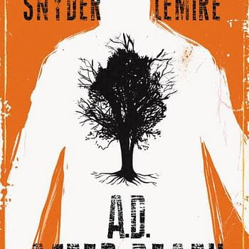 Scott Snyder And Jeff Lemires A.D. After Death Graphic Novel Announced At Image Expo