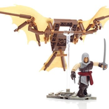 New Assassin's Creed Mega Bloks Sets Are Now For 'Adult Collectors'