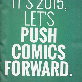 Boom! To Announce New Comic From Si Spurrier And Jeff Stokely #ComicsForward