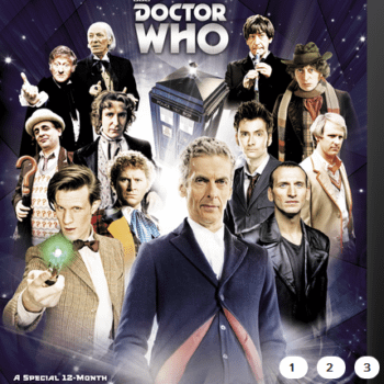 Is The 2015 Doctor Who Calendar Trying To Tell Us Something?