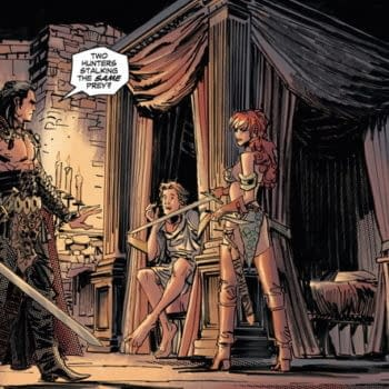 Live From The Comic Shop – Conan Red Sonja #1, Marceline Gone Adrift #1, And Itty Bitty Mask #3