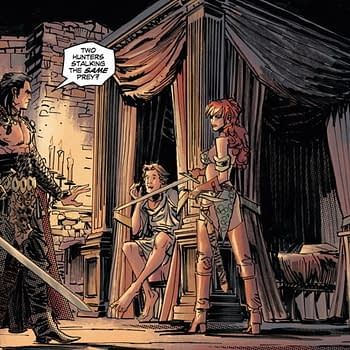 Live From The Comic Shop &#8211 Conan Red Sonja #1 Marceline Gone Adrift #1 And Itty Bitty Mask #3