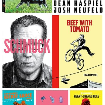 Hang Dai Editions Teams With Alternative Comics Announces 2015 Publications From Dean Haspiel Seth Kushner Gregory Benton And Josh Neufeld