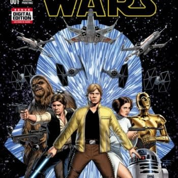 Star Wars #1 Second Print Sells Out Already, Will Be Allocated, Third Print On The Way